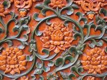 κεραμίδι λουλουδιών Στοκ Φωτογραφίες