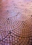 κεραμίδι πετρών προτύπων Στοκ Εικόνα
