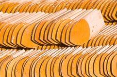 κεραμίδι στεγών Στοκ Εικόνες