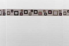 Κεραμίδια με το πλαίσιο Στοκ εικόνες με δικαίωμα ελεύθερης χρήσης