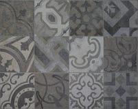 Κεραμίδια μωσαϊκών Στοκ εικόνα με δικαίωμα ελεύθερης χρήσης