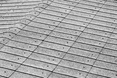 Κεραμίδια στεγών για το υπόβαθρο ή τη σύσταση Στοκ εικόνες με δικαίωμα ελεύθερης χρήσης