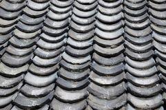 κεραμίδια της Κίνας Στοκ φωτογραφία με δικαίωμα ελεύθερης χρήσης