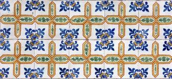 Κεραμίδια της Λισσαβώνας στοκ φωτογραφία με δικαίωμα ελεύθερης χρήσης