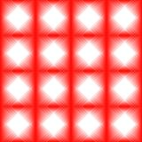 Κεραμίδια φιαγμένα από κόκκινο διαμάντι ελεύθερη απεικόνιση δικαιώματος
