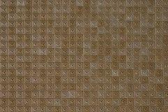 κεραμίδι πετρών προτύπων προσόψεων Στοκ Φωτογραφίες