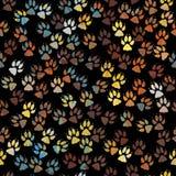 κεραμίδι ποδιών χρωμάτων Στοκ Εικόνες