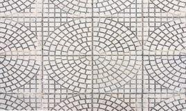 Κεραμίδι σχεδίων κύκλων Στοκ εικόνα με δικαίωμα ελεύθερης χρήσης