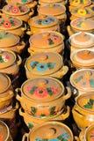 κεραμικά δοχεία Στοκ φωτογραφία με δικαίωμα ελεύθερης χρήσης