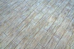 Κεραμικά κεραμίδια πατωμάτων παρκέ με τη φυσική τέφρα ξύλινο κατασκευασμένο Patte Στοκ Φωτογραφία