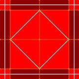 κεραμικά κόκκινα κεραμίδ&io Στοκ φωτογραφίες με δικαίωμα ελεύθερης χρήσης