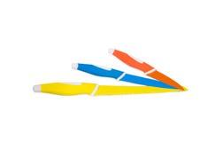 Κεραμικά knifes Στοκ εικόνα με δικαίωμα ελεύθερης χρήσης