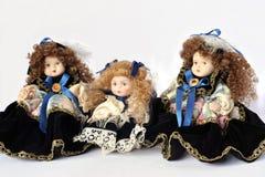 κεραμικές κούκλες στοκ φωτογραφίες