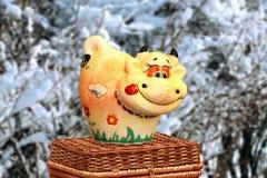 Κεραμική κούκλα Στοκ Εικόνα