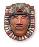 Κεραμική χρωματισμένη μάσκα Στοκ Φωτογραφίες