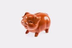 κεραμικός piggy τραπεζών Στοκ Φωτογραφίες