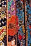 κεραμικό ζωηρόχρωμο κερα Στοκ Εικόνες