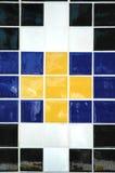 κεραμικό κεραμίδι Στοκ εικόνες με δικαίωμα ελεύθερης χρήσης