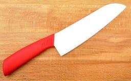 κεραμικό μαχαίρι Στοκ Εικόνα