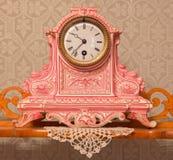 Κεραμικό ρολόι στο παλάτι Άγιος Anton. Στοκ Εικόνα