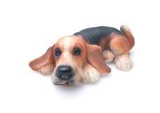 κεραμικό σκυλί Στοκ Φωτογραφίες