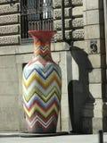 κεραμικό vase αργίλου Στοκ Εικόνες