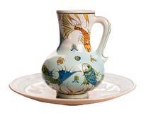 κεραμικό vase Στοκ Εικόνες
