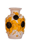 κεραμικό vase Στοκ εικόνες με δικαίωμα ελεύθερης χρήσης