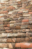 Κεραμωμένη στέγη Στοκ Εικόνα