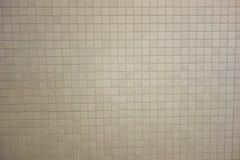 Κεραμωμένος τοίχος Στοκ Φωτογραφίες
