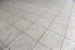 Κεραμωμένο πάτωμα Στοκ φωτογραφία με δικαίωμα ελεύθερης χρήσης