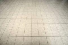 Κεραμωμένο πάτωμα Στοκ φωτογραφίες με δικαίωμα ελεύθερης χρήσης