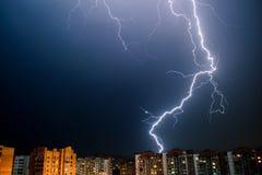 Κεραυνός Στοκ εικόνα με δικαίωμα ελεύθερης χρήσης