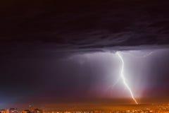 κεραυνός Στοκ φωτογραφίες με δικαίωμα ελεύθερης χρήσης
