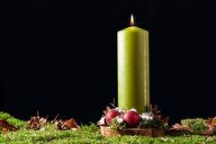 Κεριά εμφάνισης Στοκ Εικόνες