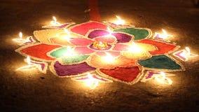 Κεριά στο πάτωμα (στενή άποψη) φιλμ μικρού μήκους