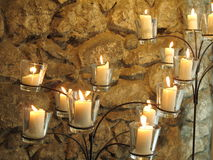 Κεριά Στοκ Φωτογραφίες