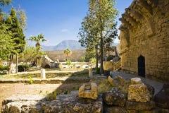 Κερύνεια, Κύπρος Στοκ εικόνα με δικαίωμα ελεύθερης χρήσης