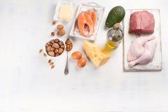 Κετονογενετική χαμηλή διατροφή εξαερωτήρων στοκ φωτογραφίες