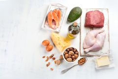 Κετονογενετική χαμηλή διατροφή εξαερωτήρων στοκ εικόνα με δικαίωμα ελεύθερης χρήσης