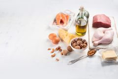 Κετονογενετική χαμηλή διατροφή εξαερωτήρων στοκ φωτογραφία με δικαίωμα ελεύθερης χρήσης