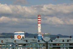 κεφάλαιο αστικό Στοκ φωτογραφίες με δικαίωμα ελεύθερης χρήσης