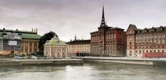 Κεφάλαιο της Στοκχόλμης των Βίκινγκ. Στοκ φωτογραφία με δικαίωμα ελεύθερης χρήσης