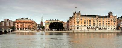 Κεφάλαιο της Στοκχόλμης των Βίκινγκ. Στοκ Εικόνες