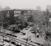 Κεφάλαιο του Ζάγκρεμπ Στοκ Εικόνες