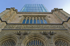 Κεφάλια αλκών, μουσείο της φύσης, Οττάβα, Καναδάς στοκ εικόνες