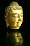 κεφάλι του Βούδα Στοκ Εικόνα