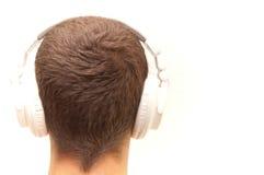 κεφάλι του DJ στοκ φωτογραφία με δικαίωμα ελεύθερης χρήσης