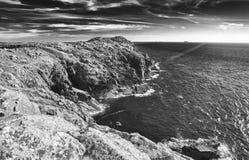 Κεφάλι του ST Davids στη φωτεινή θερινή ημέρα στοκ εικόνες με δικαίωμα ελεύθερης χρήσης
