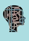 κεφάλι Στοκ εικόνα με δικαίωμα ελεύθερης χρήσης